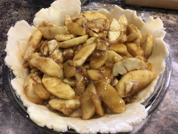 Little unknown apple pie secrets