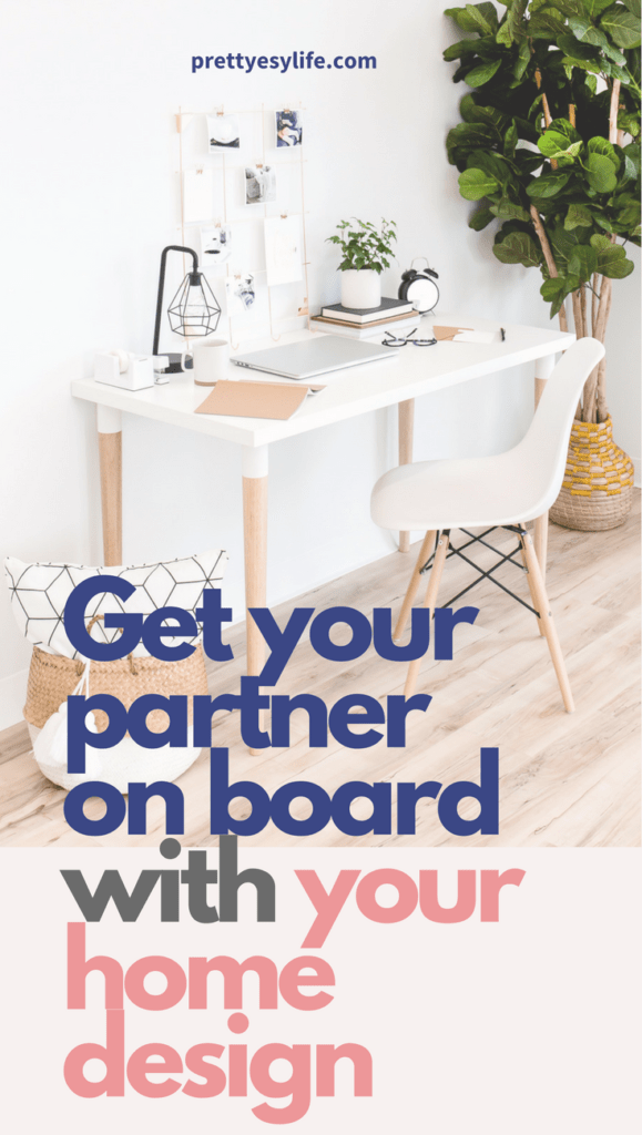 get your partner on board design