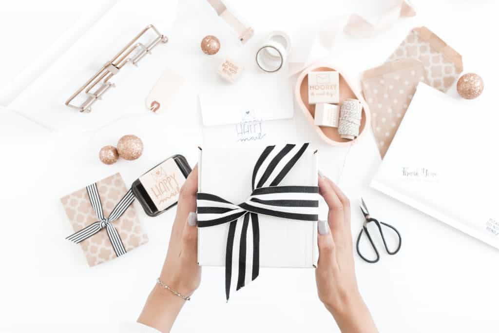 Make your Christmas packaging super special this year!