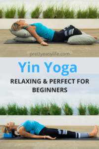 Yin yoga - perfect for beginners
