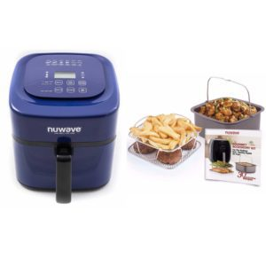 Brio blue air fryer