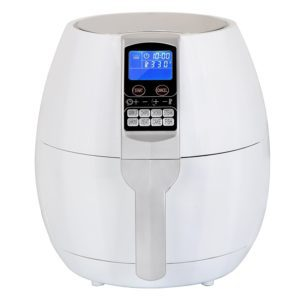 low price white air fryer
