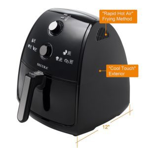 air fryer most popular - secura