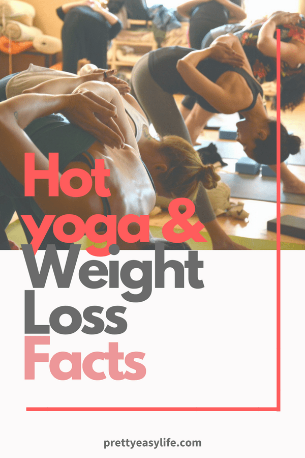 hot yoga and weight loss facts