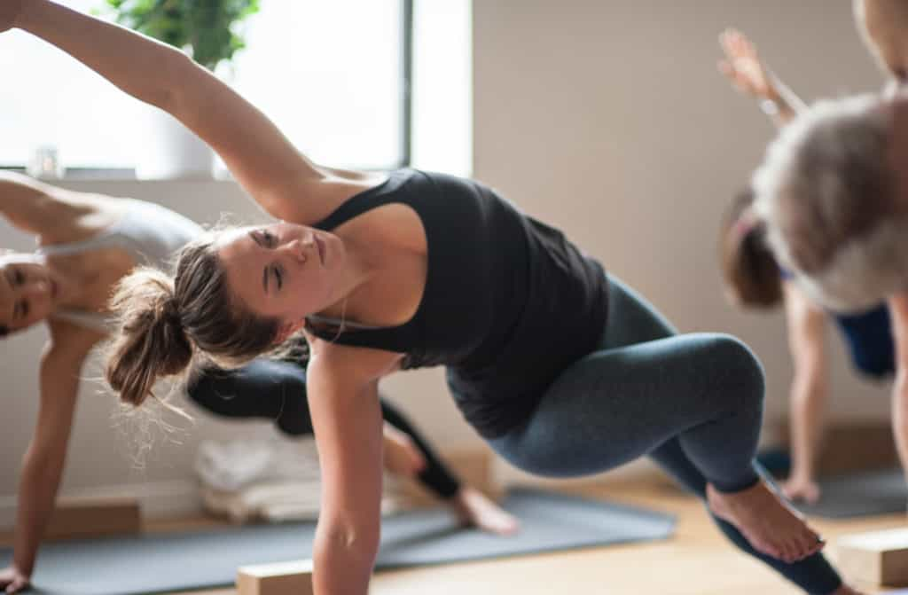 hot yoga and weight loss