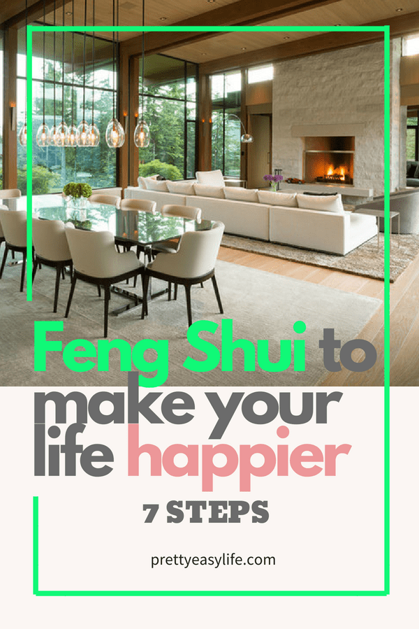 Feng Shui to make your life happier
