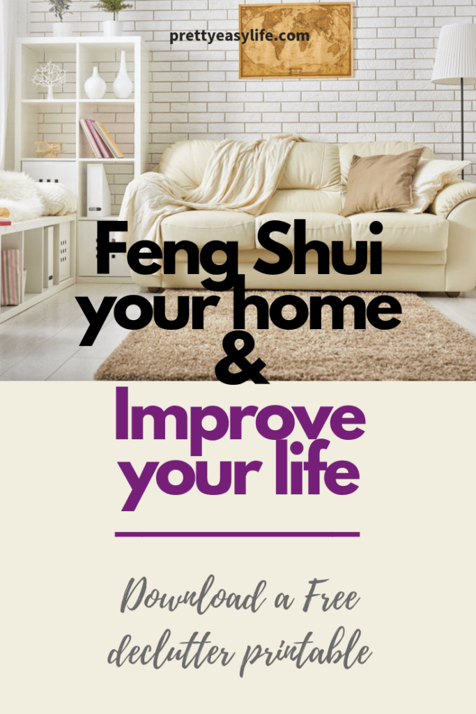 feng shui your home & improve your life