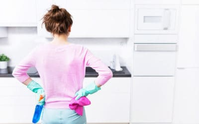 How to clean your home when you don't feel like it