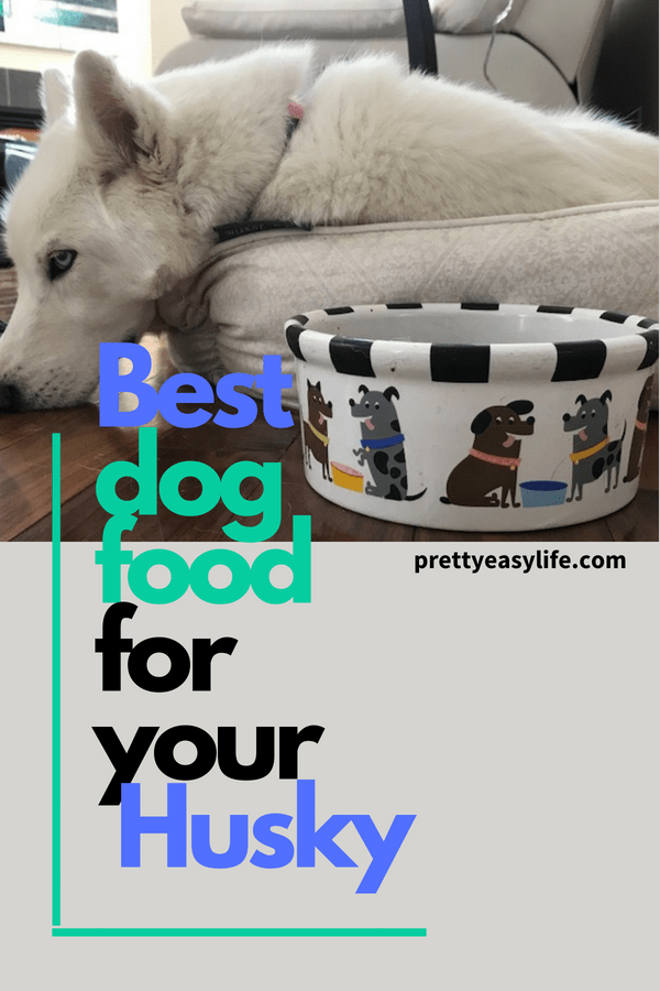 what is the best food for huskies