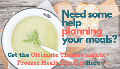 Ultimate Themes Night and Freezer Meals Bundle