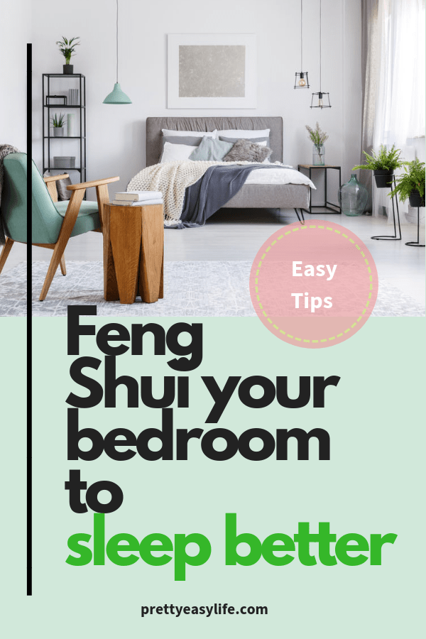 Feng shui your bedroom and sleep better