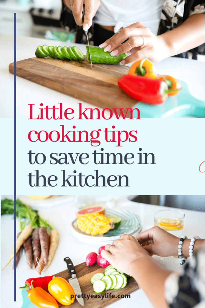 little known simple cooking tips