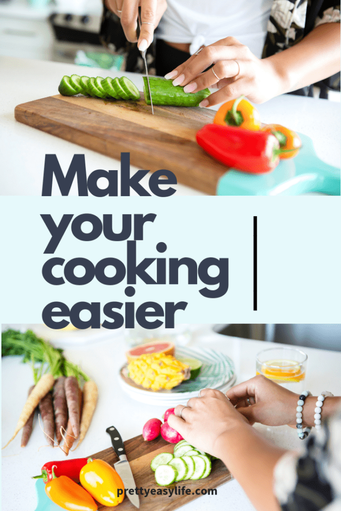 make your cooking easier