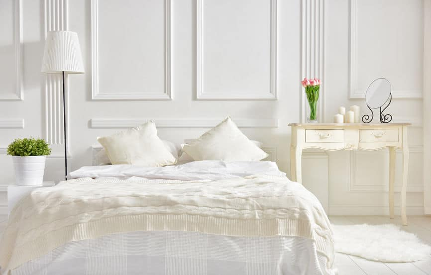 How intuitive Feng Shui can improve your life in the Bedroom