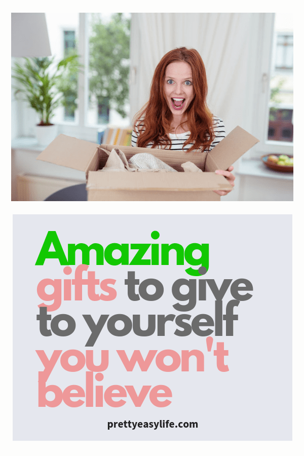 Amazing gifts to give to yourself you won't believe
