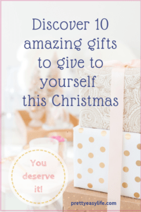 Discover 10 amazing gifts to give to yourself this Christmas