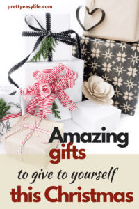 amazing gifts to give to yourself this Christmas