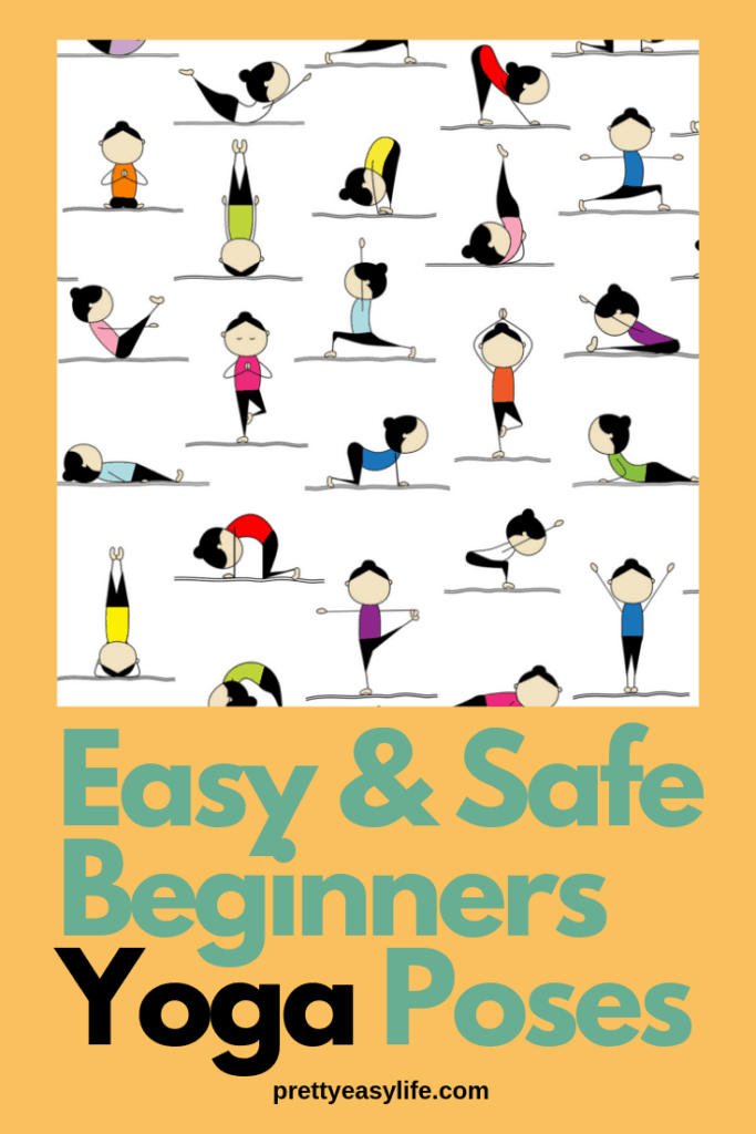 Easy & Safe BeginnersYoga Poses