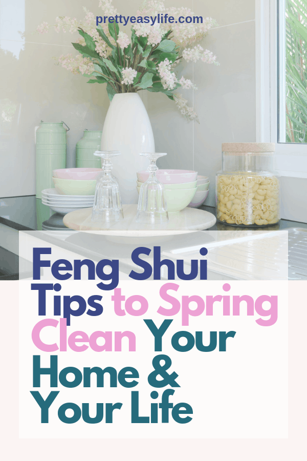 Feng Shui Tips to Spring Cleaning