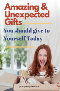 10 Unexpected gifts to give to yourself today