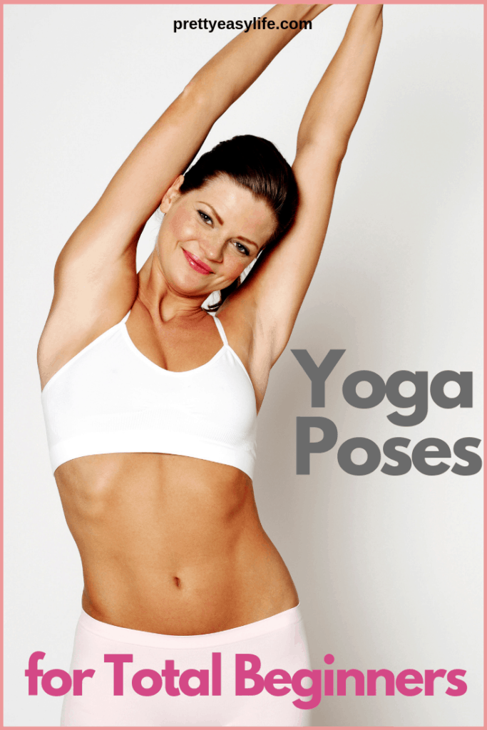 Simple and easy Yoga poses for total beginners