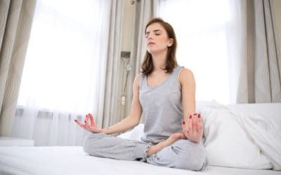 Yoga Poses To Do in Bed in the Morning