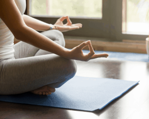 How to stick to a Yoga habit