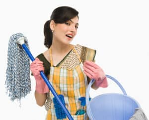 Why procrastination gets in the way of cleaning the house
