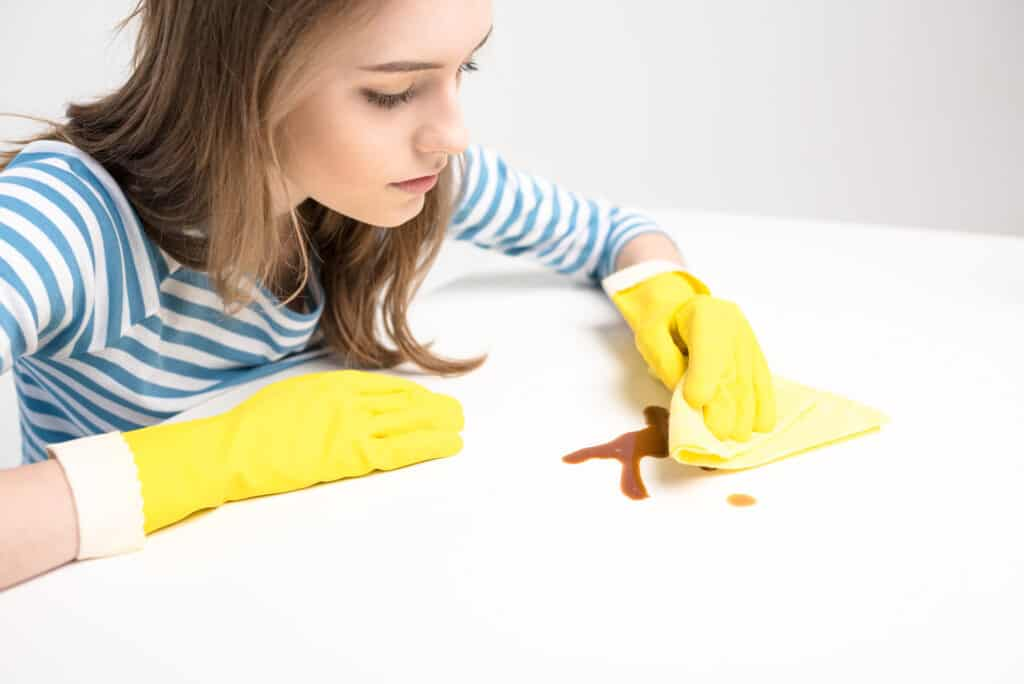 Feel good about cleaning your house your way