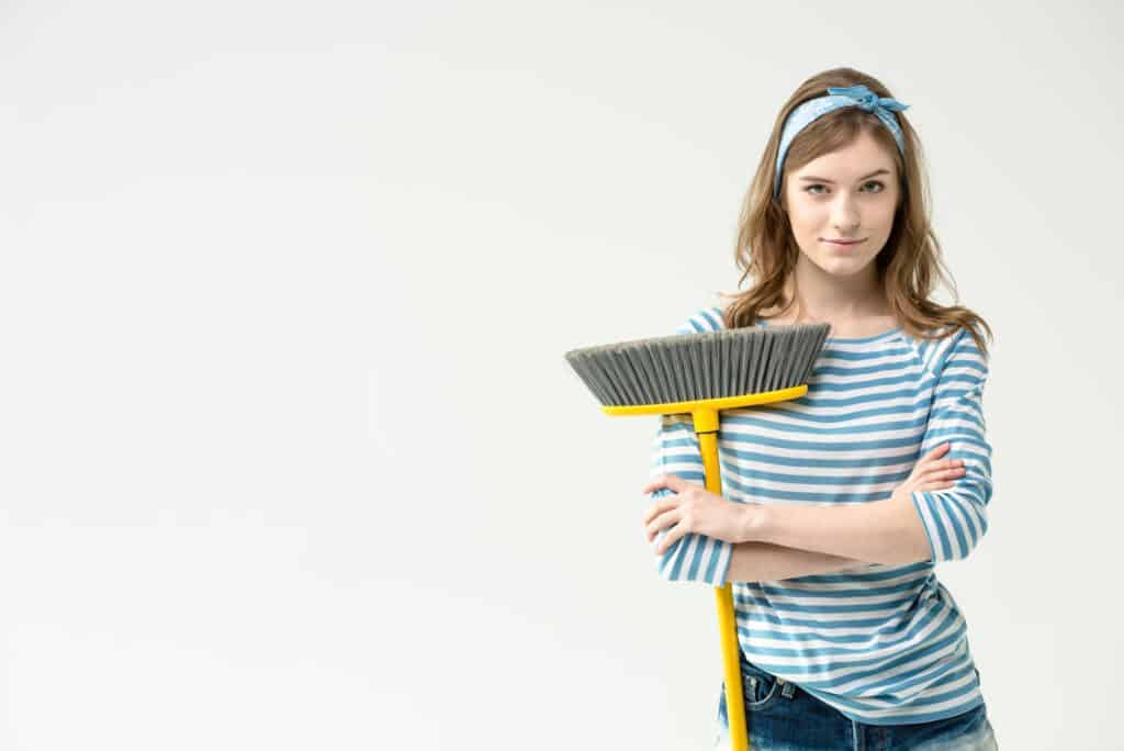 How to feel good about the way you keep your house clean