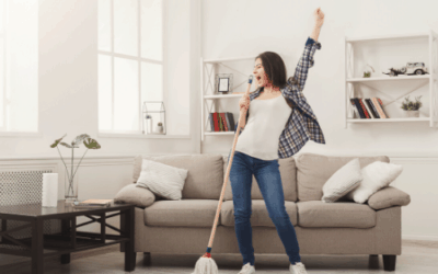 How to Stop Feeling Bad about your Household Cleaning Habits