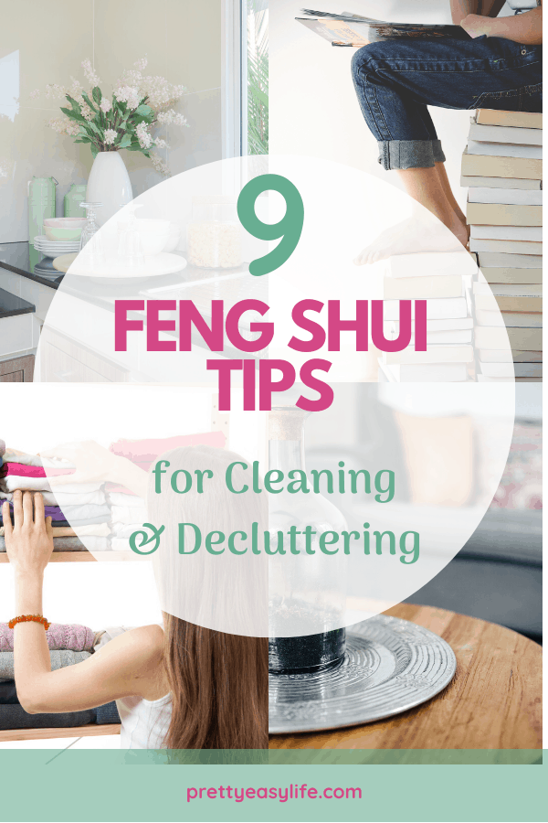 9 Feng Shui tips for spring clean